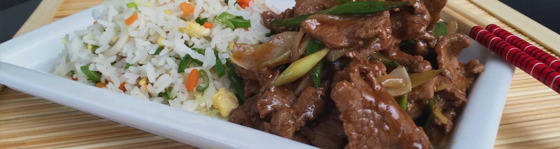 Colaciones comida china