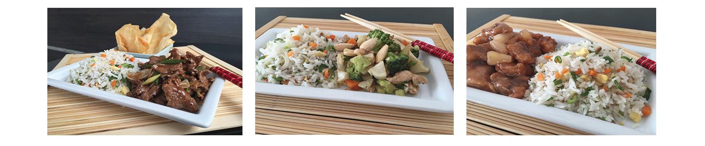 Colaciones comida china Las Condes
